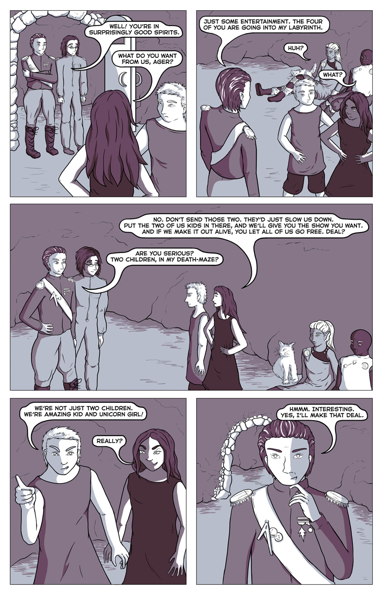 The Kids Make a Deal